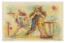 The Queen of Hearts and Her Tarts