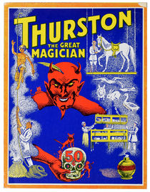 Thurston's Book of Magic (Reproduction)