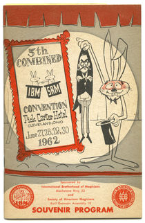 5th Combined I.B.M. and S.A.M. Convention Program