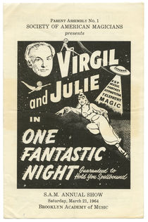 Virgil and Julie in One Fantastic Night