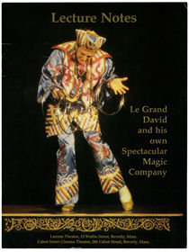 Le Grand David and His Own Spectacular Magic Company