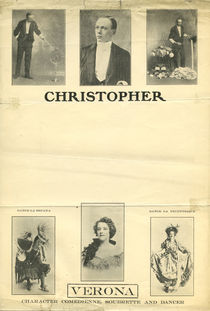 Christopher and Verona Letterhead