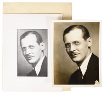 John Braun Photograph and Notecard