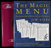 The Magic Menu, Issues 1-60