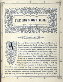 Boy's Own Book