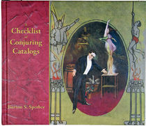 A Checklist of Conjuring Catalogs