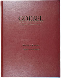 Goebel: The Man with the Magical Mind