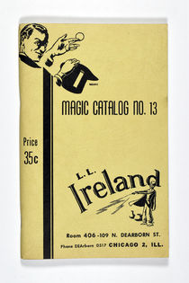 L.L. Ireland Magic Catalog No. 13
