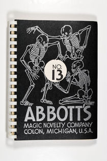 Abbott's Magic Novelty Company Catalogue No. 13