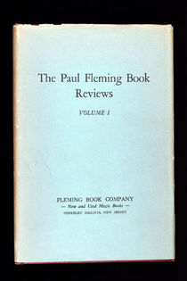 The Paul Fleming Book Reviews Volume 1