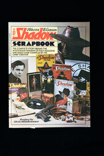 The Shadow Scrapbook, Signed, with Ephemera
