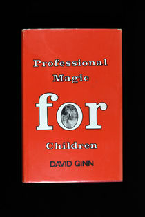 Professional Magic for Children, Signed