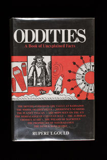 Oddities: a Book of Unexplained Facts
