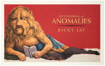 Jay's Journal of Anomalies Poster