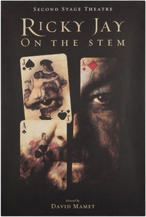 Ricky Jay On The Stem Poster