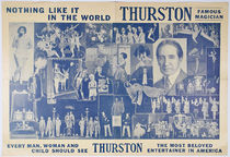 Thurston: Nothing Like it in the World