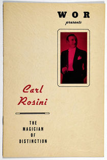 WOR Presents Carl Rosini