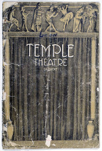 Temple Theater, Detroit