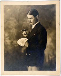 Jean Foley Collegiate Card Capers Photograph