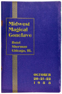Midwest Magical Conclave Program