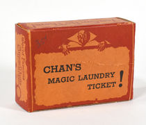 Chan's Magic Laundry Ticket