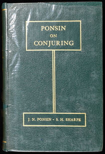 Ponsin On Conjuring