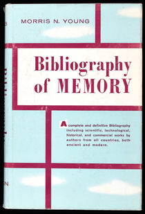 Bibliography of Memory