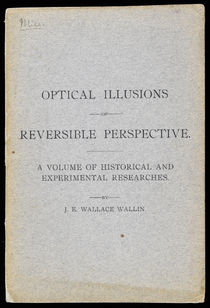 Optical Illusions of Reversible Perspective