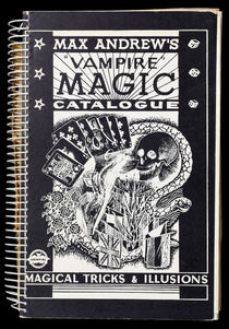 Max Andrews Vampire Magic Catalogue