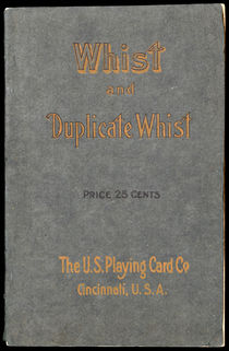 Whist and Duplicate Whist