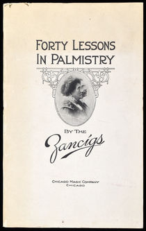 Forty Lessons in Palmistry