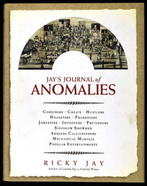 Jay's Journal of Anomalies, Presentation Copy