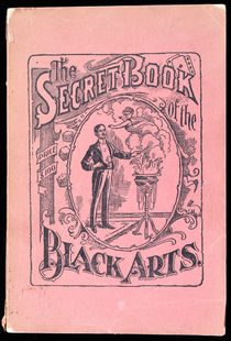 The Secret Book of the Black Arts