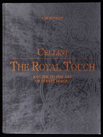Cellini: The Royal Touch, Signed