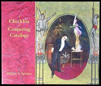 A Checklist of Conjuring Catalogs, Signed