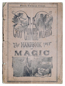 The Great Chinese Wizard's Handbook of Magic