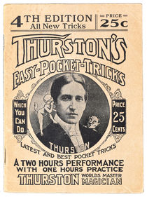 Thurston's Easy Pocket Tricks, 4th Edition