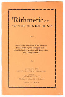 'Rithmetic of the Purest Kind