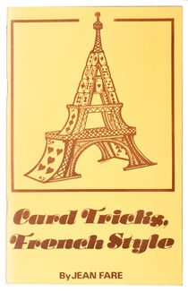 Card Tricks, French Style