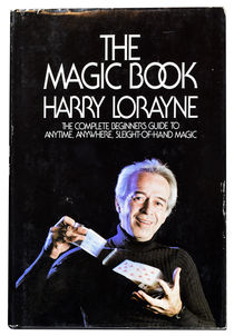 The Magic Book, Signed