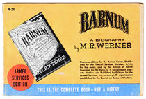 Barnum, Armed Services Edition