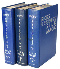 Rice's Encyclopedia of Silk Magic Vol. 1-3