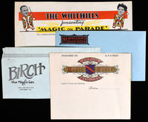 Group of Magic Related Stationary