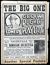 George W. Pughe's Comedy Players