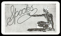 Spooks Card