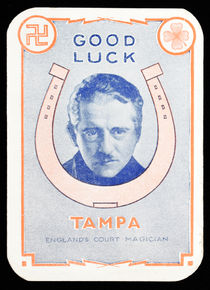 Tampa, Good Luck Throw-Out Card