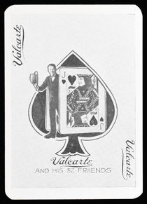 Valcarte Throw-Out Card