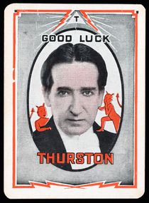 Thurston, Good Luck Throw-Out Card