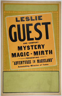 Leslie Guest Window Card