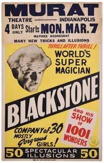Blackstone Window Card